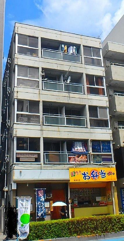 南浦和駅 徒歩3分と通勤通学に便利な桜新ビルをご紹介します。