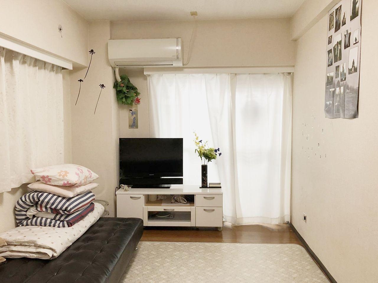 新宿駅徒歩2分の家具家電付きマンションGSハイム佐藤ビル804号室です