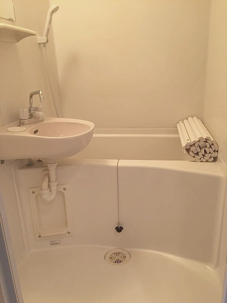 バス・トイレ別です。池袋の賃貸マンション ヴェル・エアー