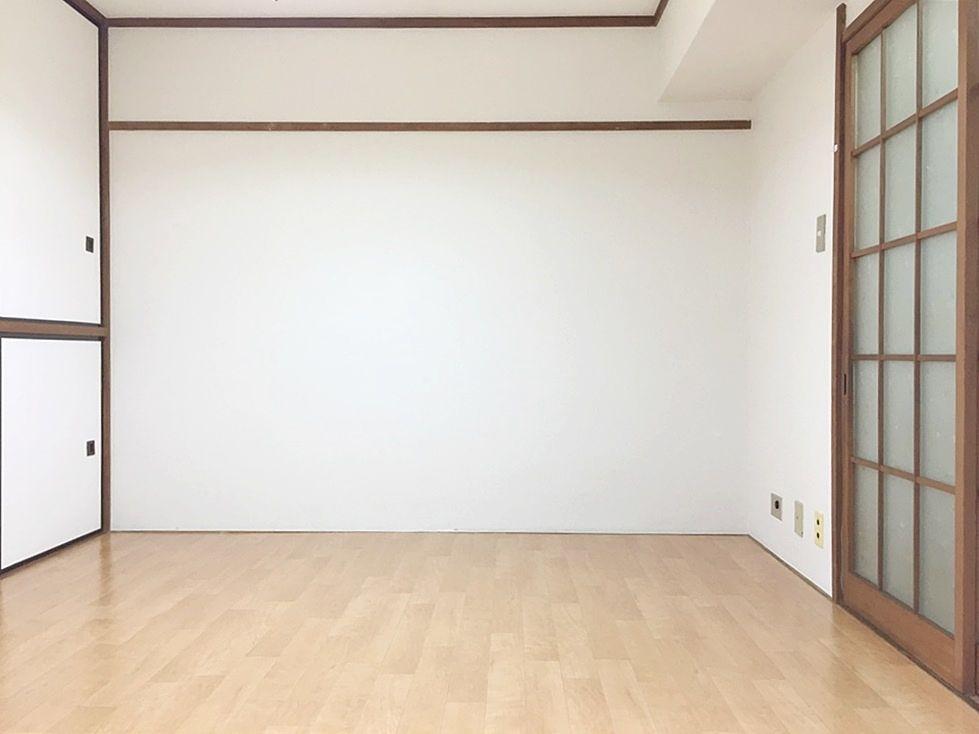 小野マンション 洋室にリフォームしました