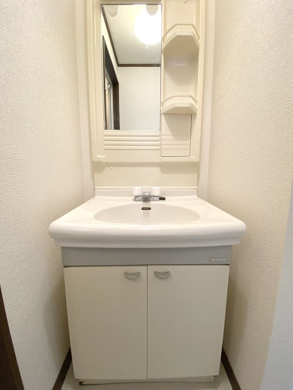 ベルパークは独立洗面台があります。女性の方に好評です