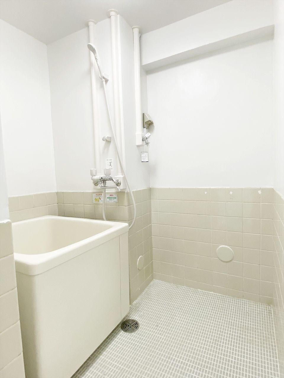 ハセガワハイツはバス・トイレ別です。