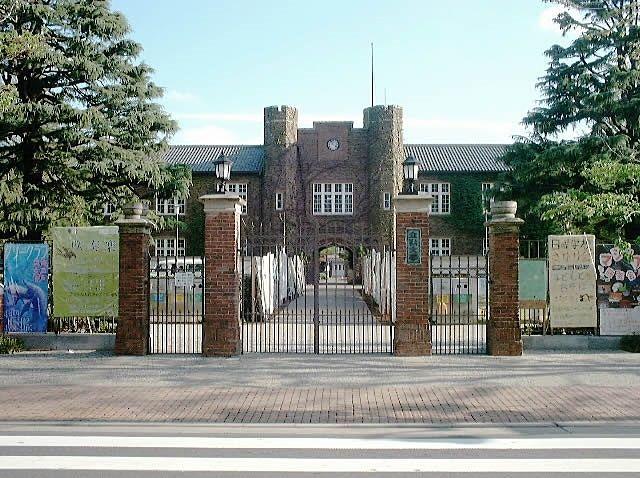 東京六大学の一角 立教大学