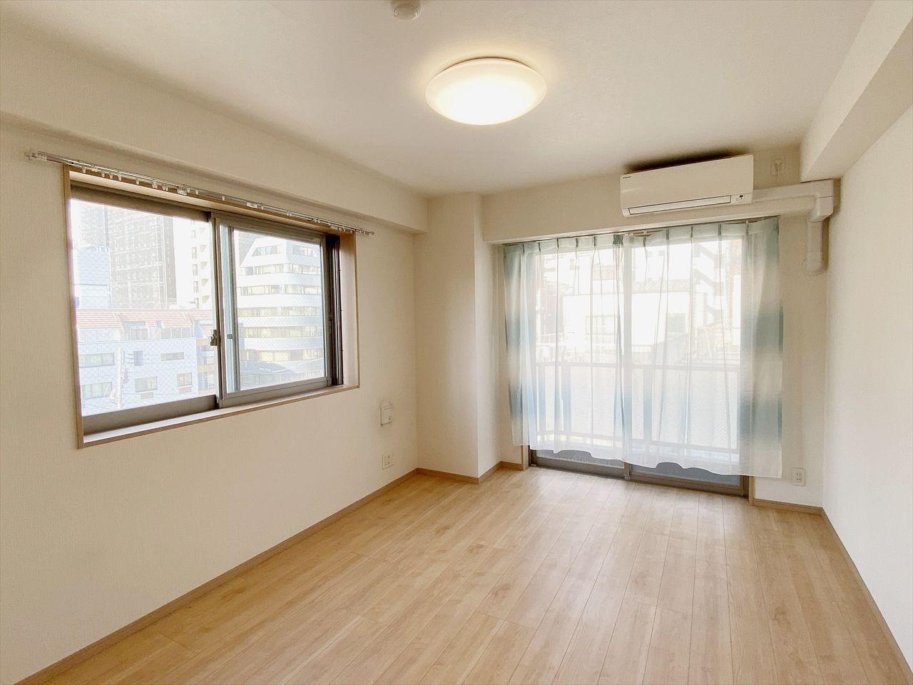 池袋の築浅賃貸マンション ラ・パーチェ池袋 築浅のキレイなお部屋です