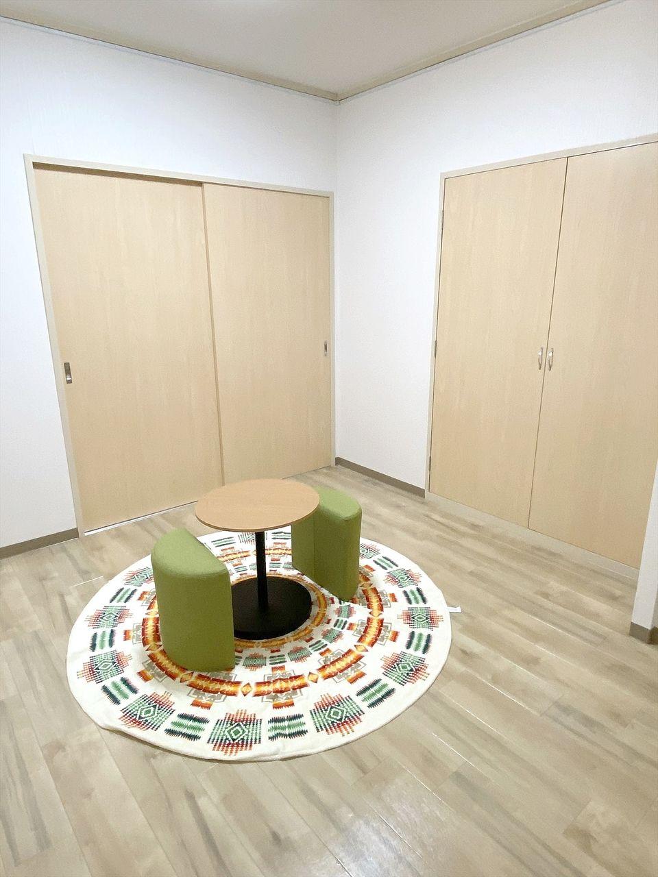 新江古田の賃貸アパート 第1江原青木ハイム105号室 募集しています