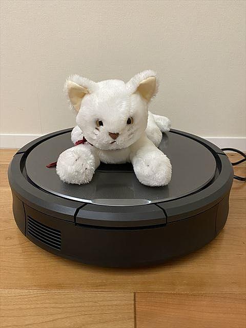 """我が家のペットは… """"お掃除ロボット"""""""