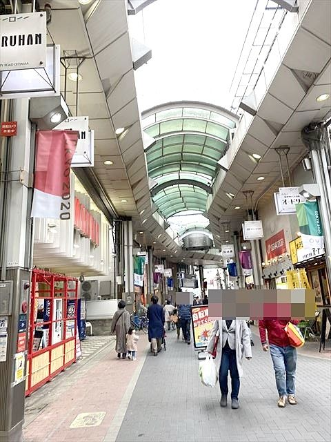 東武東上線で池袋から3駅の所にあります