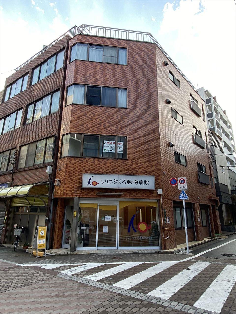 池袋の賃貸マンション 成田ハイツ202号室 退去完了しました