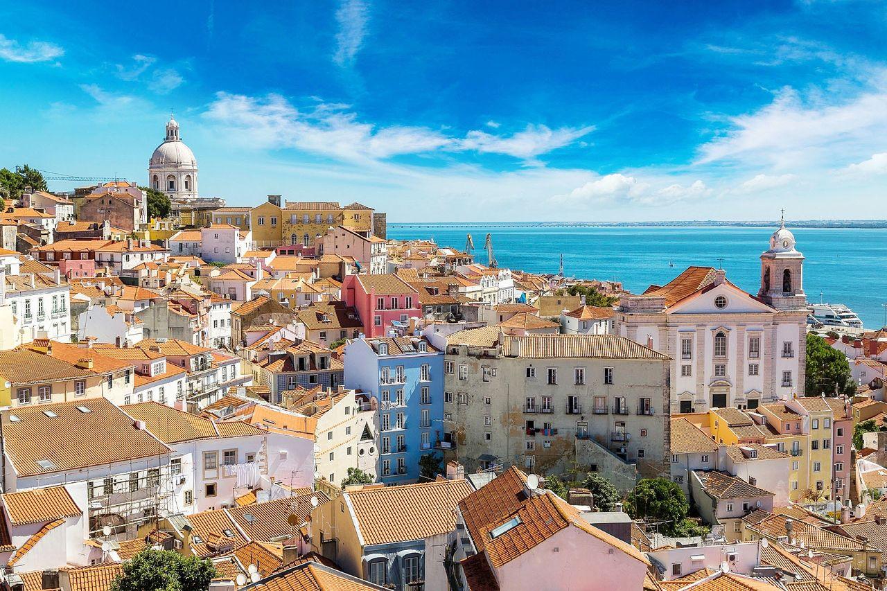 ポルトガル☆リスボンの風景