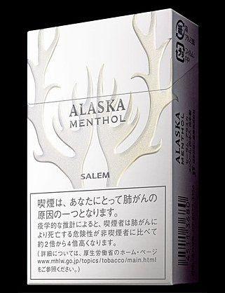 タバコにまつわるエトセトラ② 禁煙とアラスカメンソール